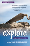 Explore 61 (Jan - Mar 2013)